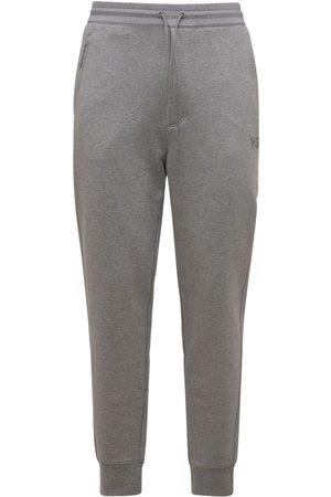 Y-3 Men Pants - Classic Logo Cotton Pants