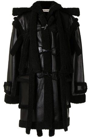 OTTOLINGER Big Vegan Teddy duffle coat