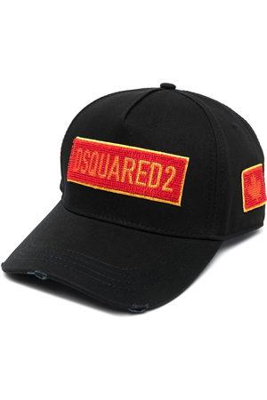 Dsquared2 Men Caps - Embroidered-logo six-panel cap