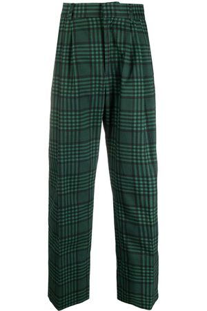 CHRISTIAN WIJNANTS Pandora wide leg cotton trousers
