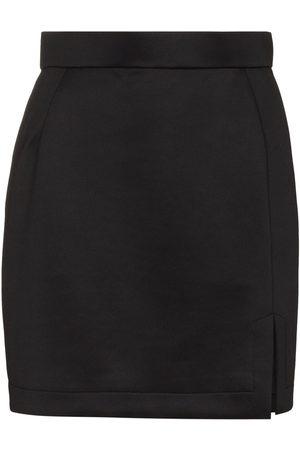 Samuel Gui Yang Women Mini Skirts - Bell high-waisted mini skirt