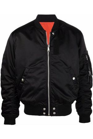 Diesel Men Bomber Jackets - Reversible bomber jacket