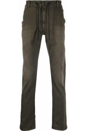 Diesel Men Tapered - Krooley tapered-leg drawstring jeans