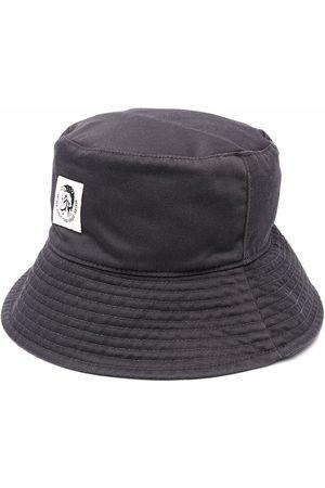 Diesel D-INDIG bucket hat - Grey