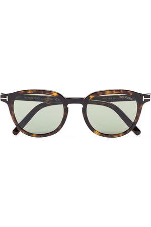 Tom Ford Men Round - Round frame sunglasses