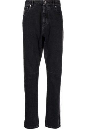 Brunello Cucinelli Slim-cut denim jeans