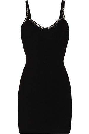 Alexander Wang V-neck sleeveless mini dress