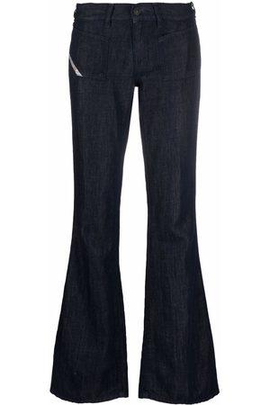 Diesel Women Flares - D-Ebbey flared jeans