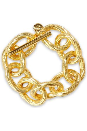 BEN-AMUN Women Bracelets - Woman 24-karat -plated Bracelet Size