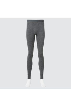 UNIQLO Men Ski Thermal Underwear - Men's HEATTECH Long Johns, Gray, S