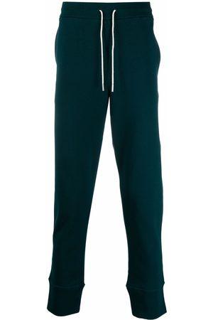 Jil Sander Men Sweatpants - Knitted cotton track pants