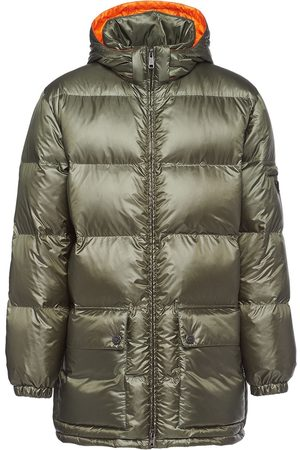 Prada Hooded padded coat