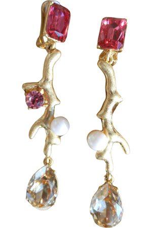 Oscar de la Renta Women Earrings - Crystal earrings