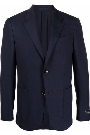 Ermenegildo Zegna Single-breasted wool blazer