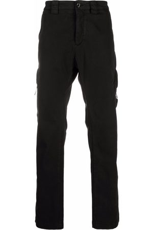 C.P. Company Men Skinny Pants - Cropped slim trousers