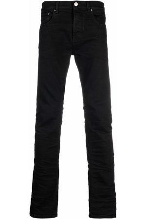 Les Hommes Slim-cut jeans