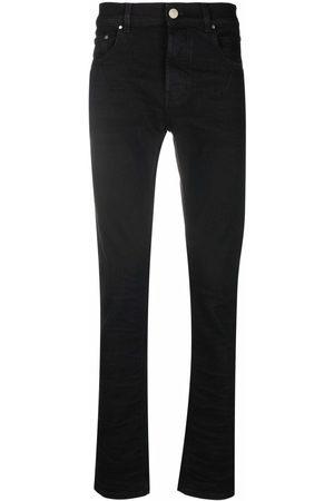 Les Hommes Slim cut jeans