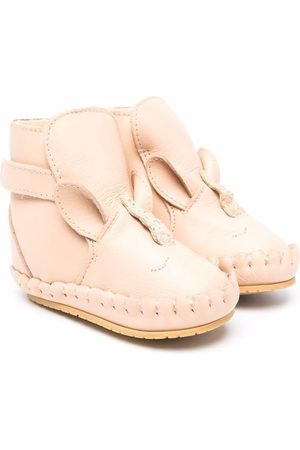 Donsje Ankle Boots - Leather ankle boots - Neutrals