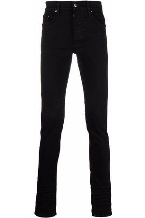 AMIRI Men Skinny - Logo-plaque skinny jeans