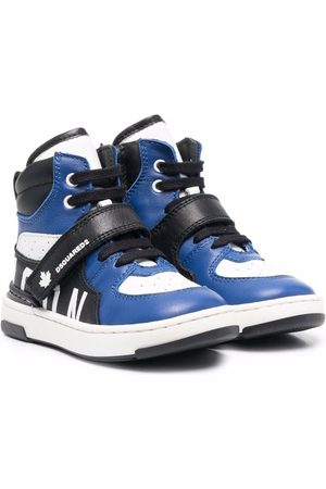 Dsquared2 Logo-print high top sneakers