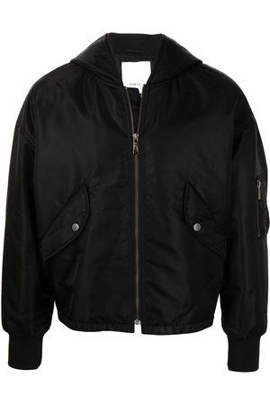 Ports V Bomber Jackets - Hooded bomber jacket