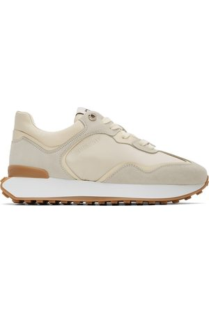 Givenchy Women Sneakers - Beige & Grey GIV Sneakers