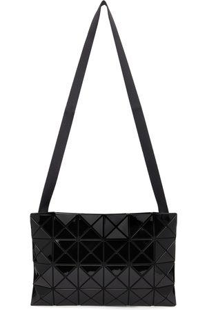 BAO BAO ISSEY MIYAKE Men Luggage - Black Lucent Crossbody Bag