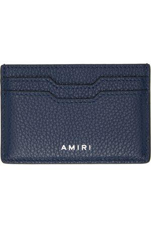AMIRI Men Wallets - Embossed Iconic Card Holder