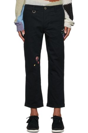 Brownstone Men Pants - Chain Stitched Trousers