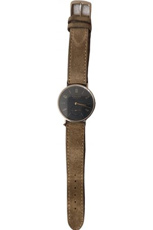 NOMOS Leather watch