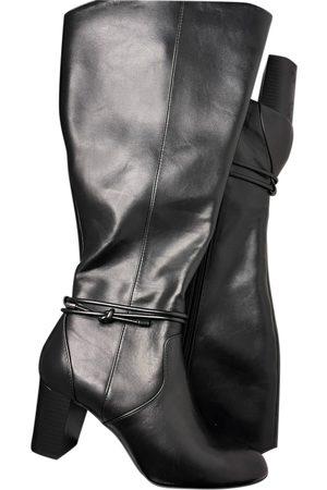 Alfani Pony-style calfskin riding boots