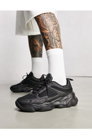 ASOS Sneakers in mesh with chunky sole