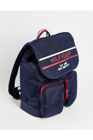 Tommy Hilfiger Archie cordura backpack-Navy