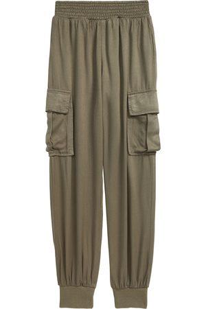 HABITUAL Girls Cargo Pants - Girl's Kids' Pull-On Cargo Pants