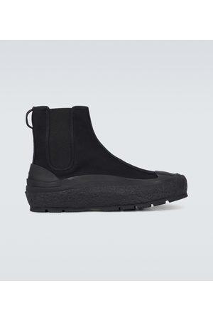 Jil Sander Canvas Chelsea sneakers