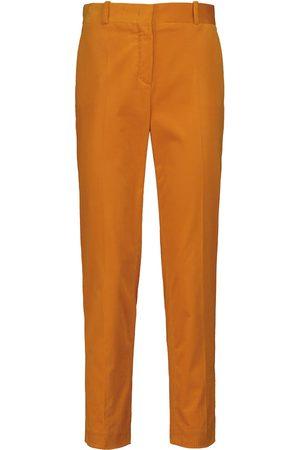 Loro Piana Winter Derk high-rise corduroy pants