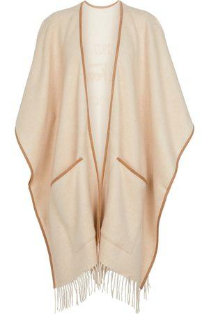 Salvatore Ferragamo 1927 cashmere and wool shawl