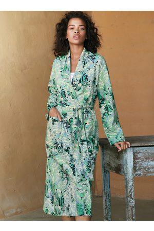 Peruvian Connection Women Bathrobes - Bora Bora Pima Cotton Robe