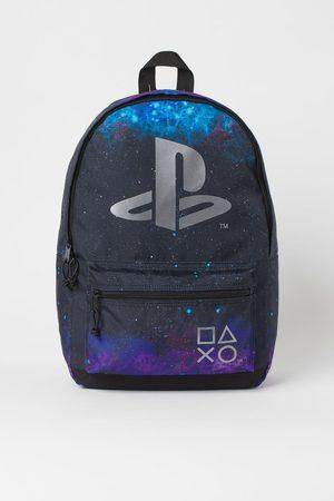H&M Printed Backpack