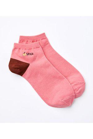 LOFT Pumpkin Spice Ankle Socks