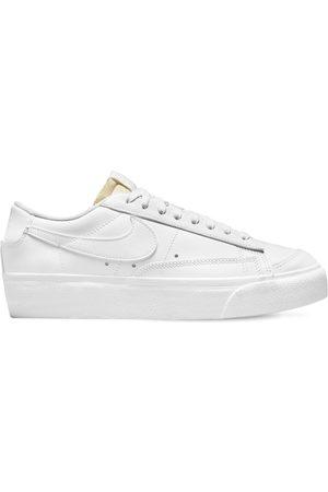 Nike Blazer Low Platform Sneakers