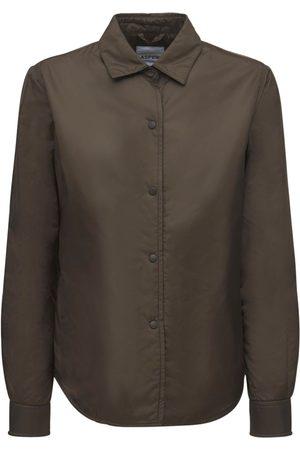 Aspesi Lightweight Nylon Padded Jacket