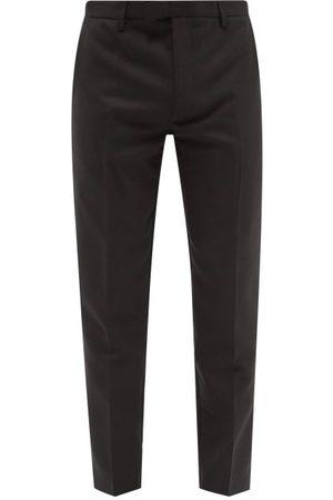 Séfr Harvey Slim-leg Twill Trousers - Mens