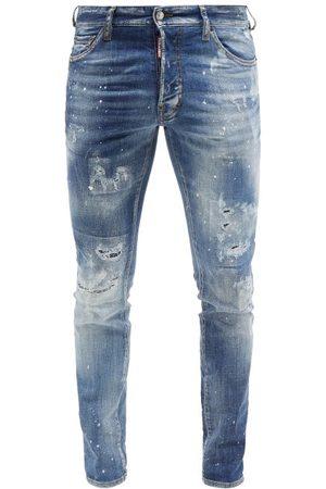 Dsquared2 Men Skinny - Cool Guy Distressed Skinny Jeans - Mens