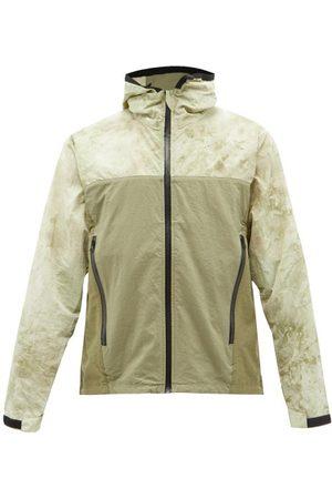 JOHN ELLIOTT Trail Camouflage-print Hooded Jacket - Mens