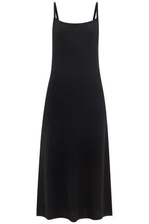 Lisa Yang Anja Fine-knit Cashmere Midi Dress - Womens