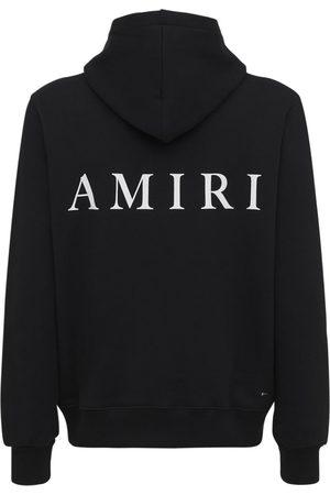 AMIRI Men Hoodies - Ma Fitted Jersey Sweatshirt Hoodie