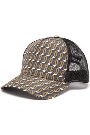 Dsquared2 Men Caps - Logo-print Technical Baseball Cap - Mens - Multi