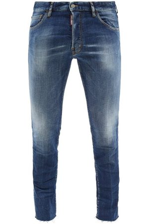 Dsquared2 Cool Guy Cropped Skinny Jeans - Mens
