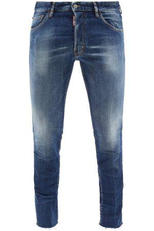 Dsquared2 Men Skinny - Cool Guy Cropped Skinny Jeans - Mens